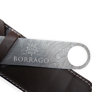 Borrago World's Finest Bar Blade Bottle Opener