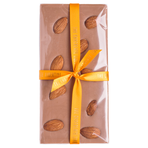 ROASTED ALMOND BLONDE CHOCOLATE BAR