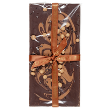 Load image into Gallery viewer, SALTED CARAMEL DARK CHOCOLATE BAR