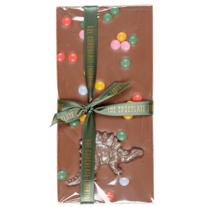 Milk Chocolate Dinosaur Sweetie Bar