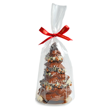 Load image into Gallery viewer, MILK CHOCOLATE CHRISTMAS TREE