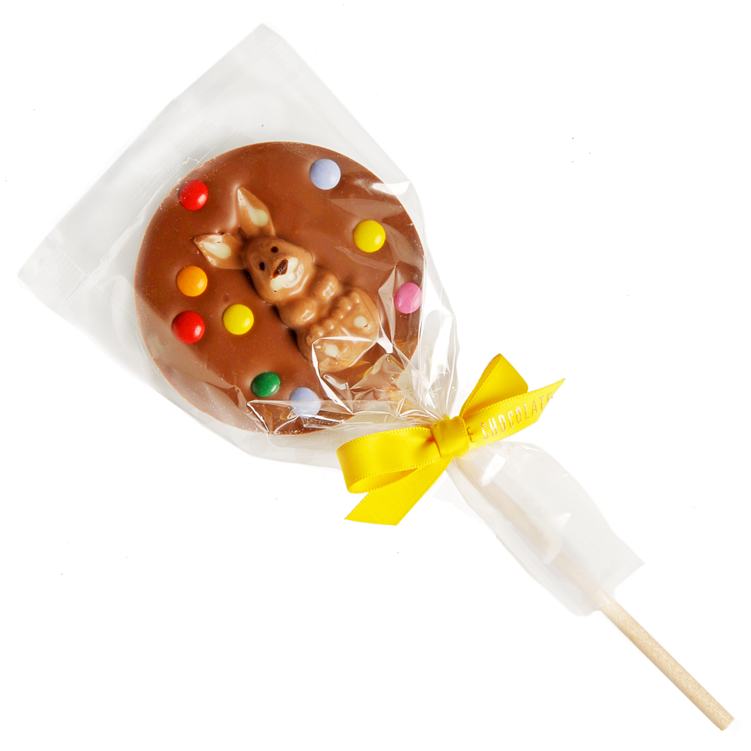 MILK CHOCOLATE EASTER BUNNY LOLLY