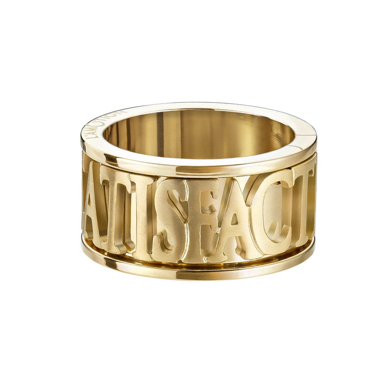LUST & SATISFACTION Ring