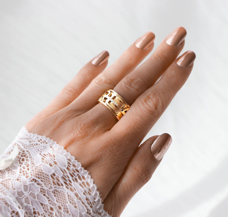 BREATHE Ring