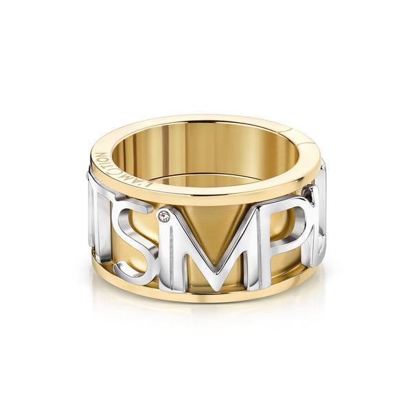 MAKE IT SIMPLE Ring