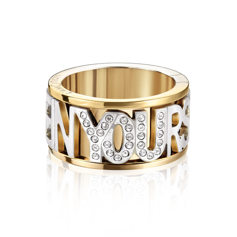 BELIEVE IN YOURSELF Ring