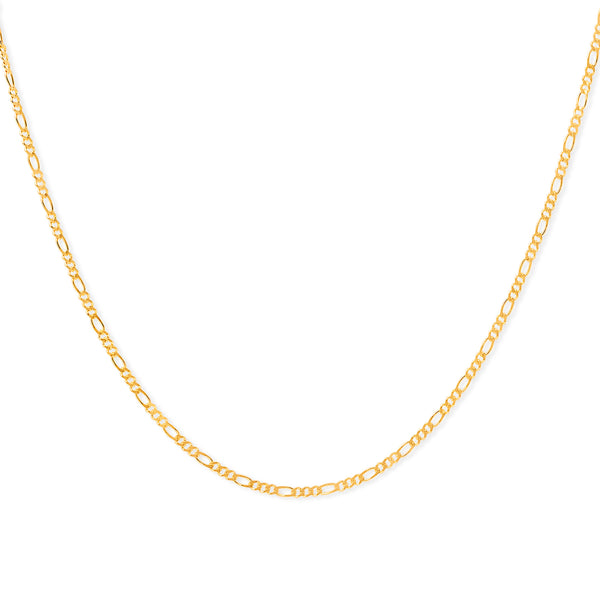 Irregular Gold Necklace