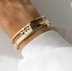 ANGELS Cuff gold