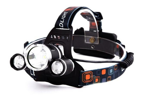 10000LM Waterproof Led Outdoor Headlamp Headlight