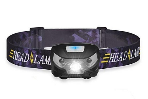 3000LM Mini Rechargeable LED Outdoor Headlamp