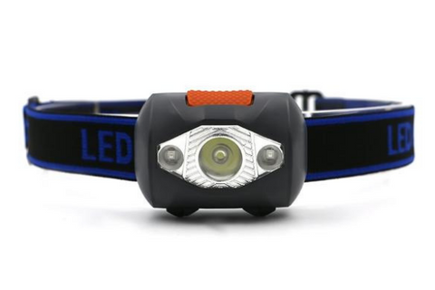 800 Lumens 4 Modes Mini LED Outdoor Headlamp