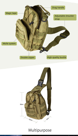 In this text I will talk about sling messenger outdoor shoulder bag