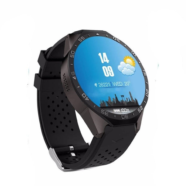 Waterproof GPS Android & iOS Smartwatch