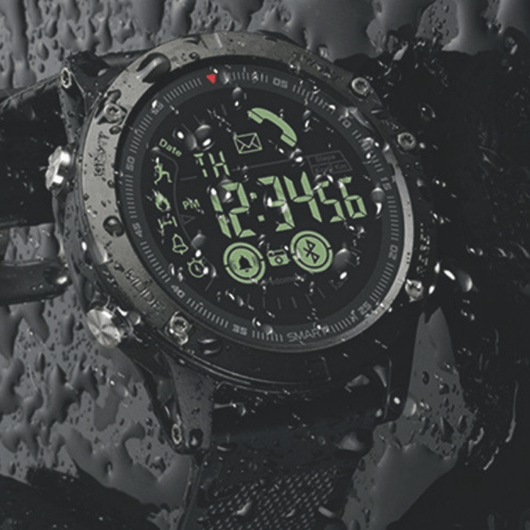 The Ultimate Guide To Tactical Smartwatch