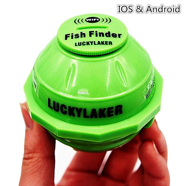 Wireless Sonar Fish Finder