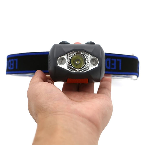 800 Lumens 4 Modes Mini LED Headlamp