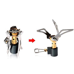 Outdoor Portable Folding Mini Gas Stove
