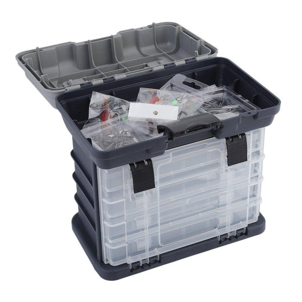 4 Layers Tackle Box