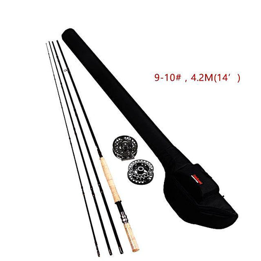 Fly Fishing Carbon Set