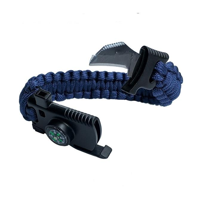 PARA-CLAW PARACORD BRACELET TACTICAL KNIFE