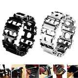 29-IN-1 SLIM MULTI-FUNCTIONAL OUTDOOR BRACELET