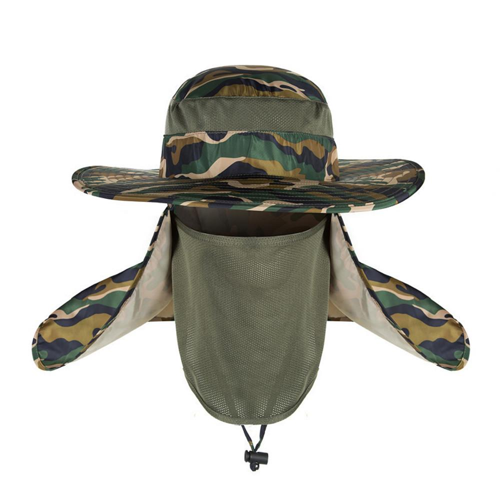 Outdoor Sun Block Cap