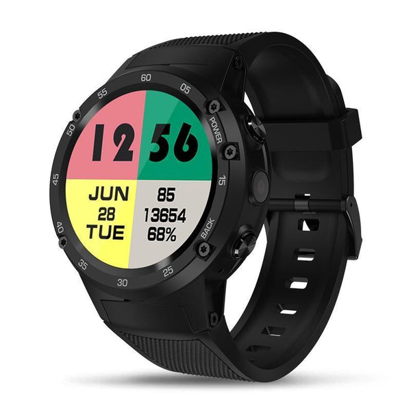 THOR 4 Ultimate GPS Tactical 4G Smartwatch [IOS/Android Compatible]