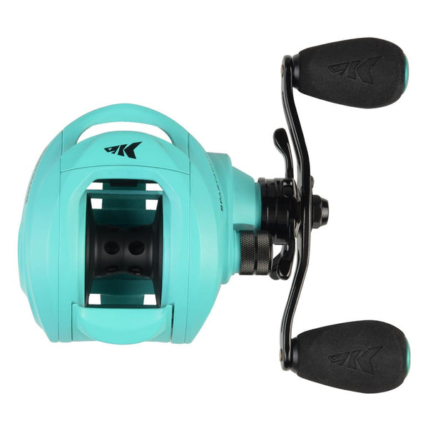 12BB Kastking Spartacus Baitcasting Reel [6.3:1] - Multicolor