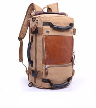 Canvas Outdoor Traveler Backpack