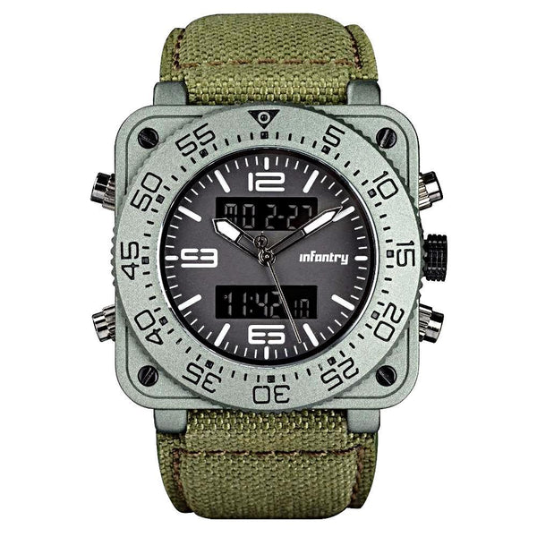 Tactical Sports Watch