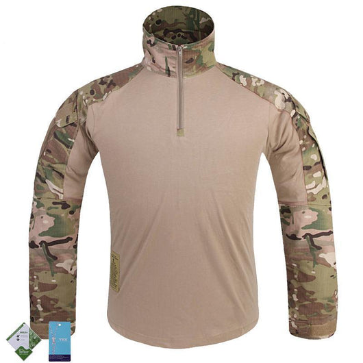 Tactical Multicam Shirt