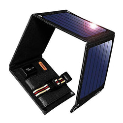 USB Wallet Solar Charger