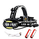 30000 Lumens LED Headlight Headlamp