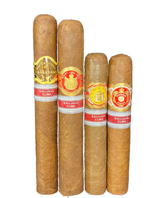 No.6 Cuban Regional Selection pack