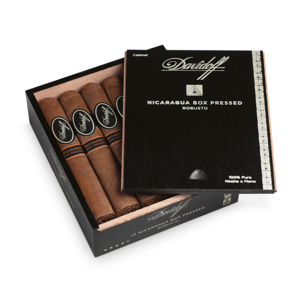 Davidoff Box Pressed Robusto