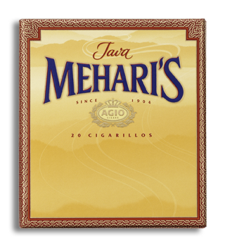 Agio Meharis Java