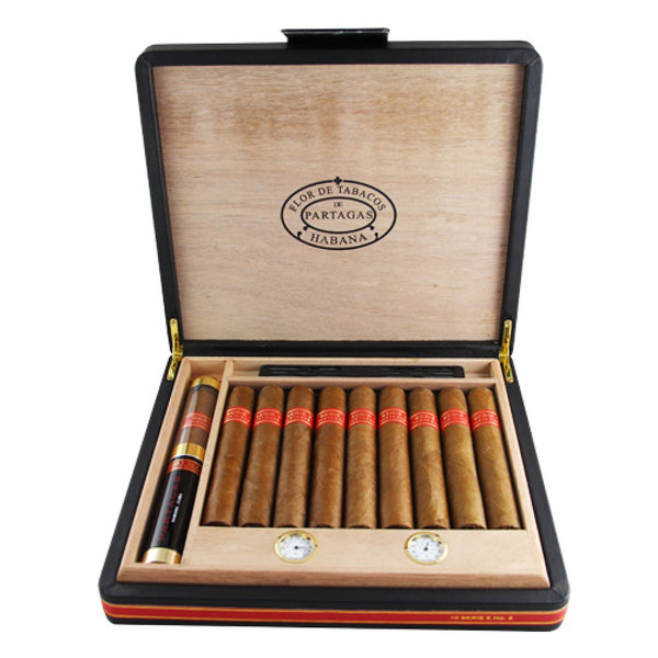 Partagas Serie E No.2 Travel Humidor