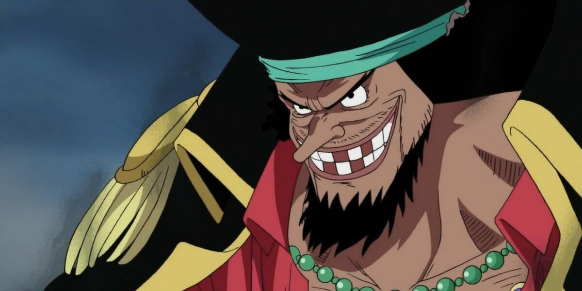 Barbe Noire One Piece