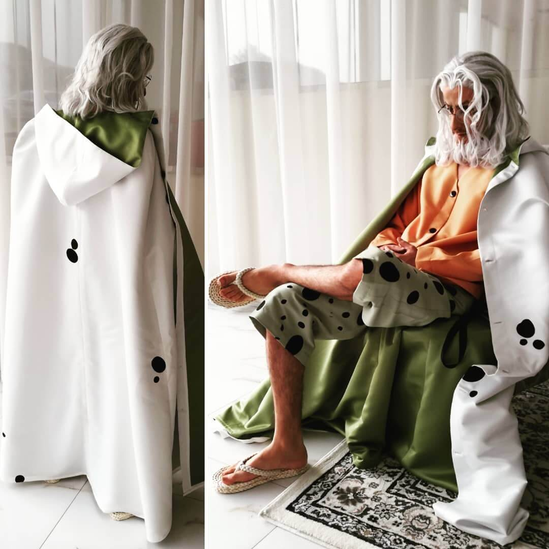 Cosplay Silvers Rayleigh One Piece