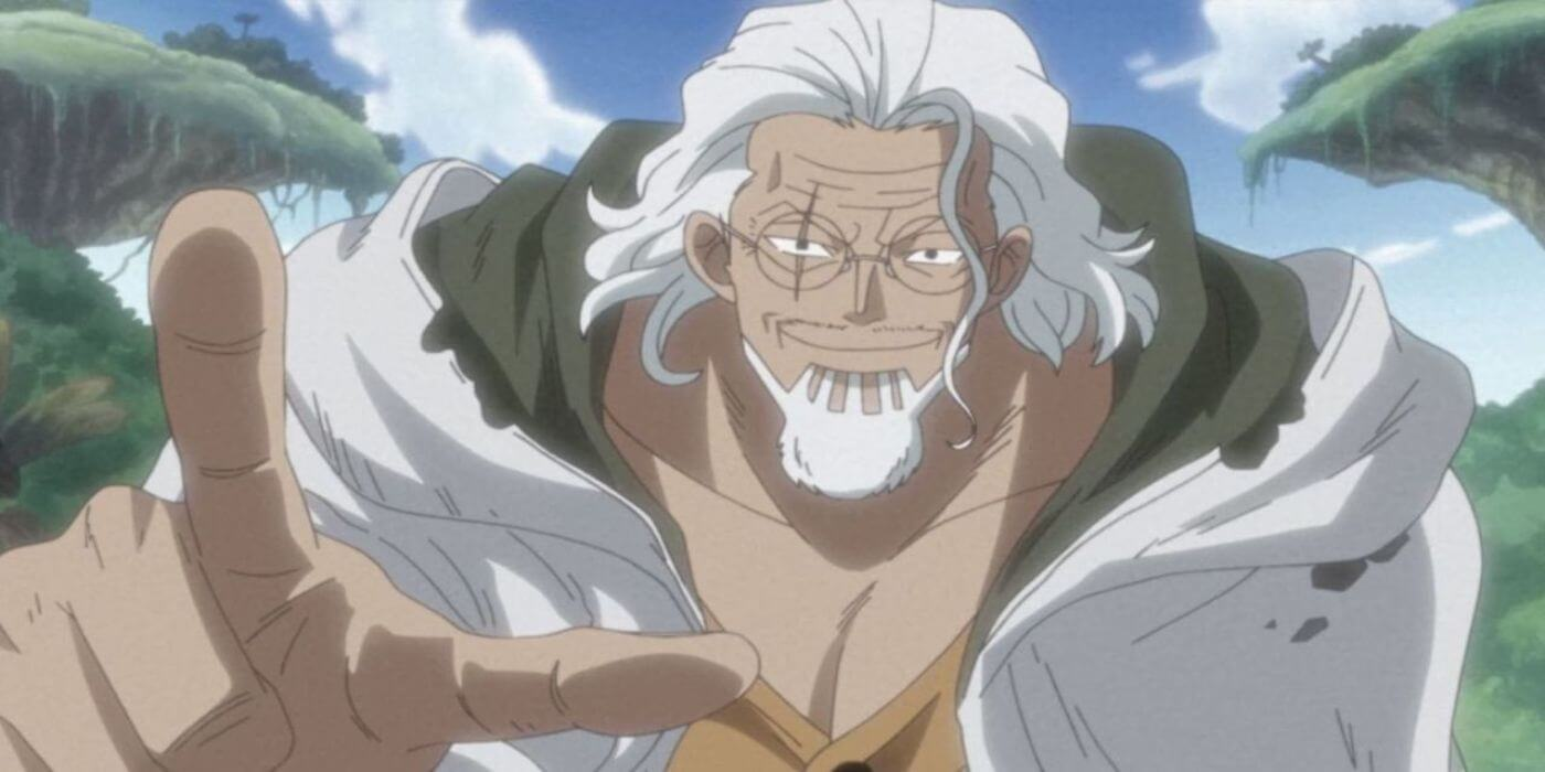 Silvers Rayleigh Second du Roi des Pirates