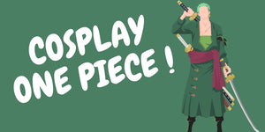 cosplay one piece roronoa zoro