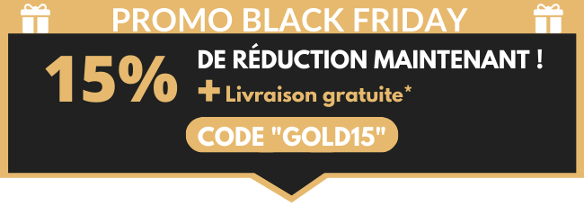 Réduction du Black Friday