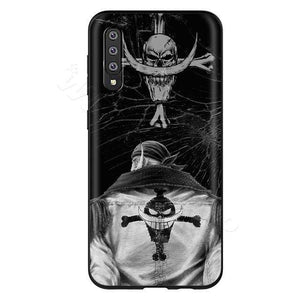 Boutique One Piece Accessoire for Samsung S10 Plus / 10 Coque One Piece Barbe Blanche Le Yonko