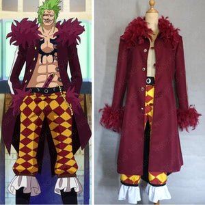 Boutique One Piece Cosplay Cosplay One Piece Bartolomeo