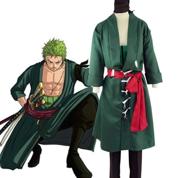 Boutique One Piece Cosplay Cosplay One Piece Zoro Le Nouveau Monde