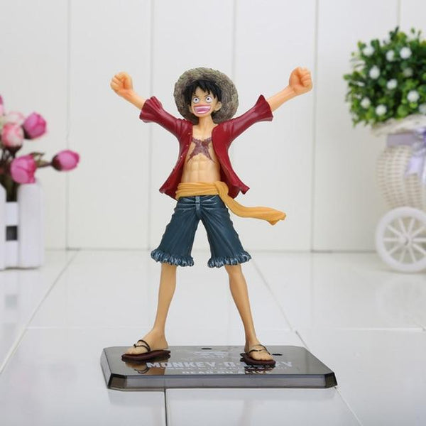 Boutique One Piece Figurine One Piece Figurine One Piece Dead or Alive Mugiwara No Luffy Et Sa Cicatrice
