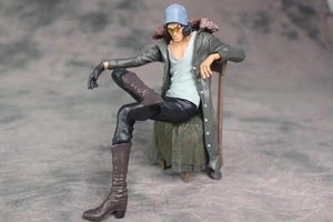 Boutique One Piece Figurine One Piece Figurine One Piece Kuzan L'Amiral Assis