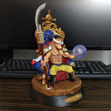 Boutique One Piece Figurine One Piece Figurine One Piece L'Empereur Edward Newgate Sur Son Trone