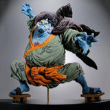Boutique One Piece Figurine One Piece Figurine One Piece L'Homme Poisson Karatéka Jinbei