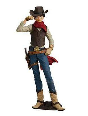 Boutique One Piece Figurine One Piece Figurine One Piece Luffy Cowboy